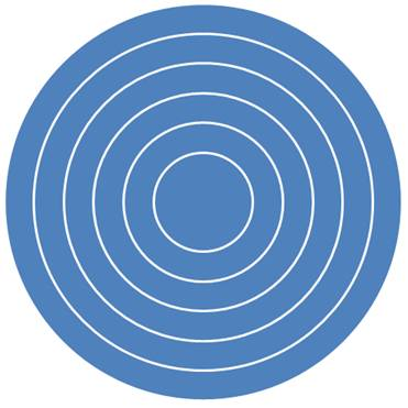 Create Concentric Circles in PowerPoint Easily.