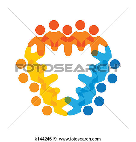Clip Art of Concept vector graphic.