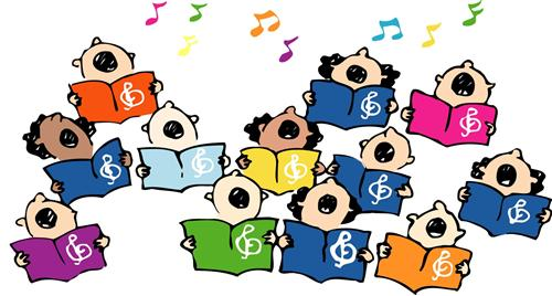 Concert clipart chorus, Concert chorus Transparent FREE for.