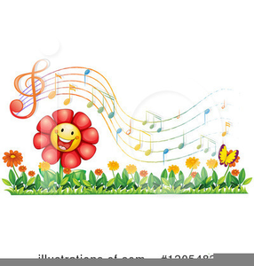 Free Spring Concert Clipart.