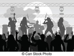Concert Clipart.