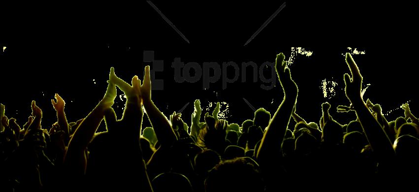 HD Crowd Png.