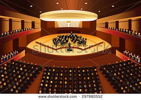 Symphony Stock Photos, Royalty.