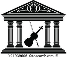Concert hall Clip Art and Illustration. 352 concert hall clipart.
