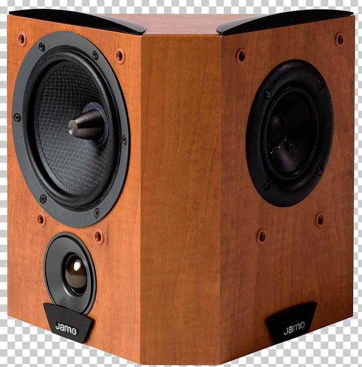 Subwoofer Computer Speakers Sound Loudspeaker JAMO Concert C 60 SUR.