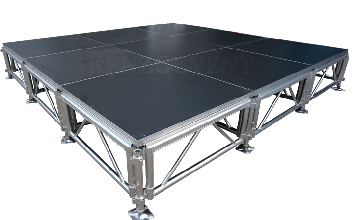 Download Portable Staging Aluminum Mobile Stage For Concert.
