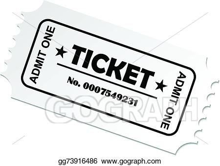 Concert tickets clipart 6 » Clipart Station.