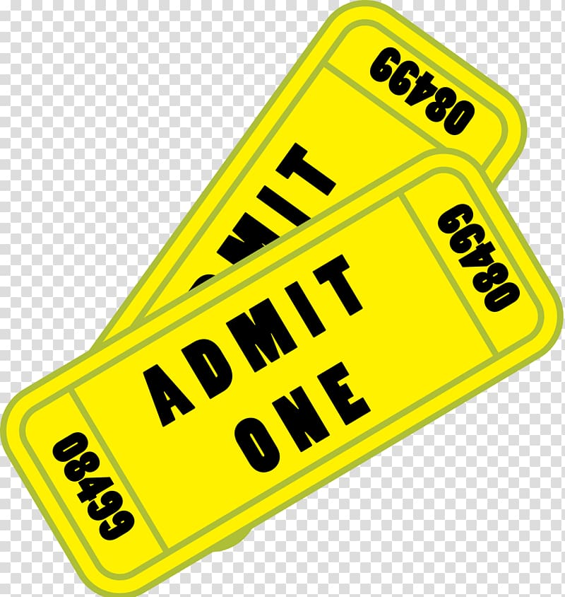 Ticket Concert Animation , ticket transparent background PNG clipart.