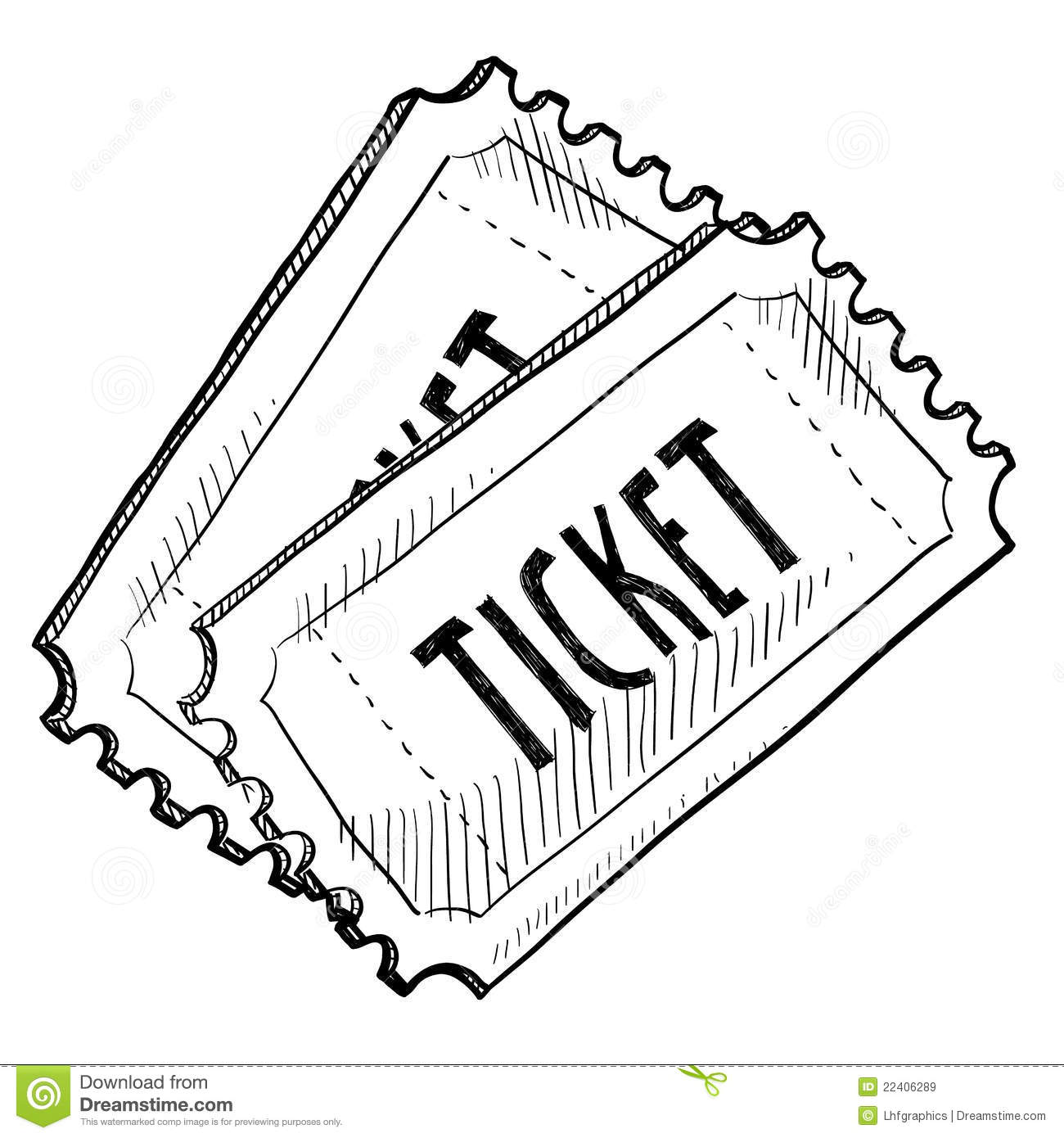 9+ Raffle Ticket Clip Art.
