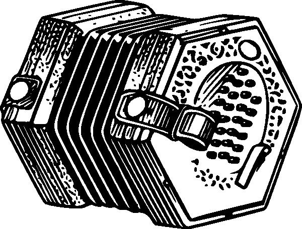 Concertina clip art Free Vector / 4Vector.