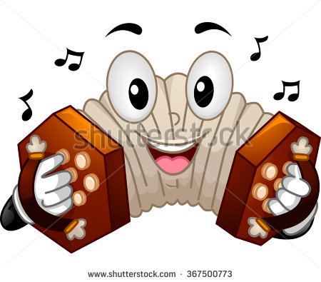 Concertina Stock Photos, Royalty.