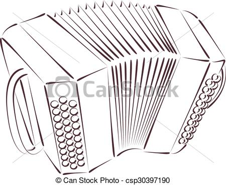 EPS Vectors of Sketched bandoneon..