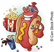 Concession stand Vector Clipart EPS Images. 72 Concession stand clip.