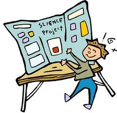 Scientific Conclusion Clipart.