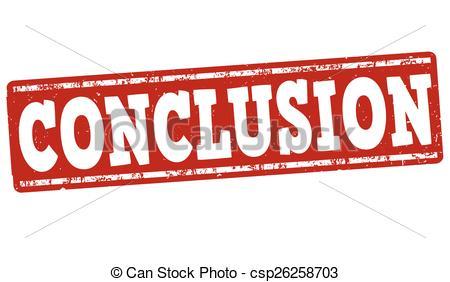 Conclusion Vector Clipart EPS Images. 563 Conclusion clip art.