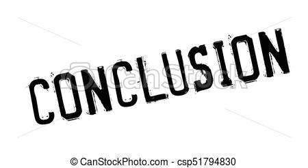 Conclusion Clipart.