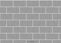 Brick Wall Free Vector Art.