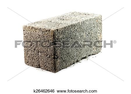 Stock Images of concrete block k26462646.