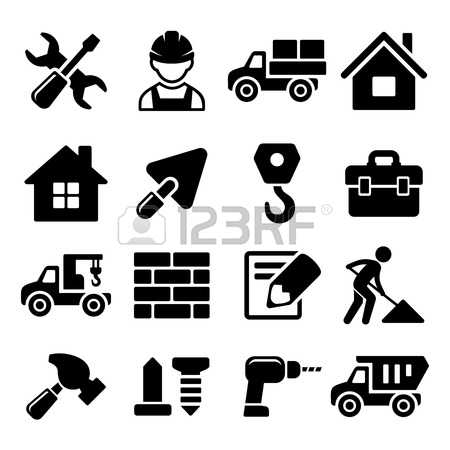3,626 Concrete Construction Worker Stock Vector Illustration And.