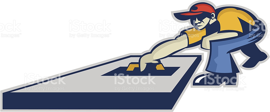 Concrete finisher clipart 3 » Clipart Station.