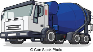 Cement mixer Illustrations and Clip Art. 1,646 Cement mixer.
