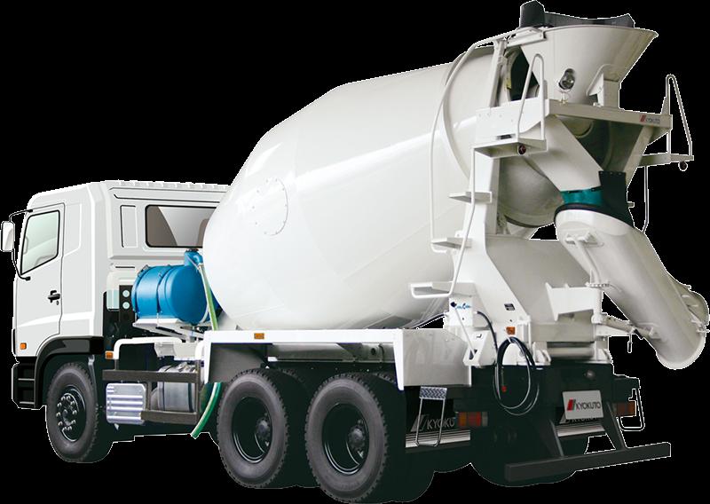 Cement Mixers Concrete pump Truck Betongbil.
