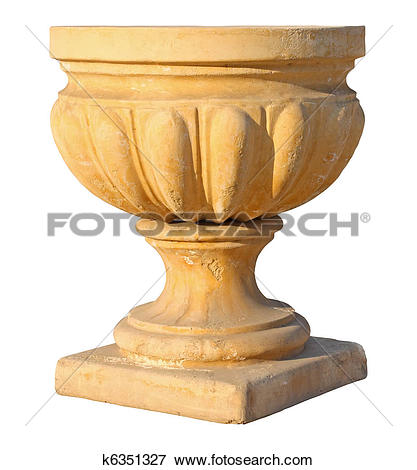Picture of Concrete urn k6351327.