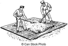 Concrete workers Stock Illustration Images. 5,461 Concrete.