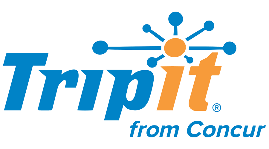 TripIt from Concur Vector Logo.