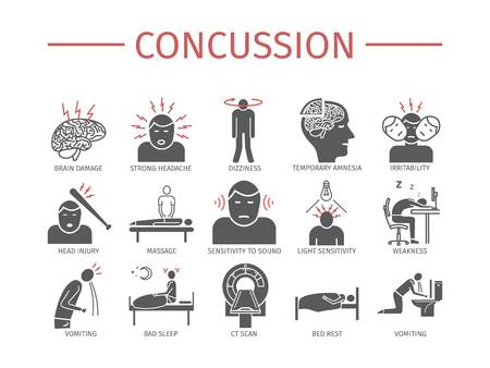 342 Concussion Cliparts, Stock Vector And Royalty Free Concussion.