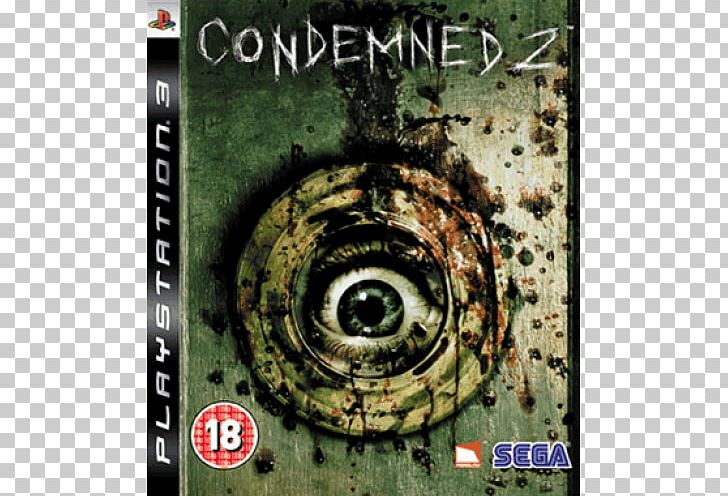 Condemned 2: Bloodshot Condemned: Criminal Origins Xbox 360.