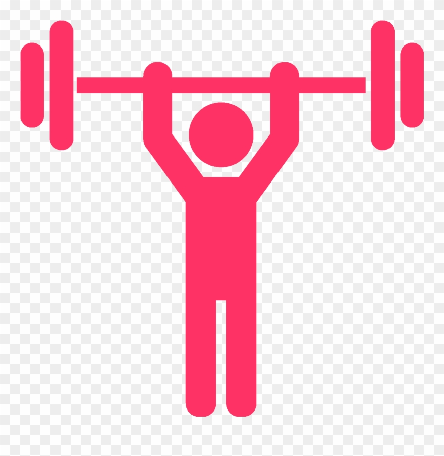 Fitness Clipart Strength And Conditioning.