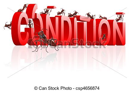 Condition Clipart.
