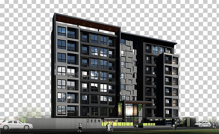 Condominium Zeen Condo The Mall Apartment Building PNG, Clipart.