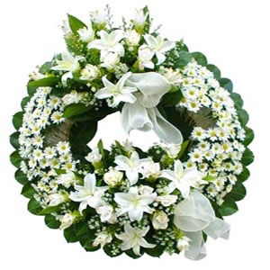Send Sympathy Wreath Condolence Flowers Flowers to 500+ cities in.