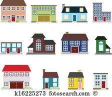 Condominium Clip Art Royalty Free. 1,616 condominium clipart.