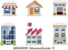 Condominium Clip Art Royalty Free. 1,616 condominium clipart.