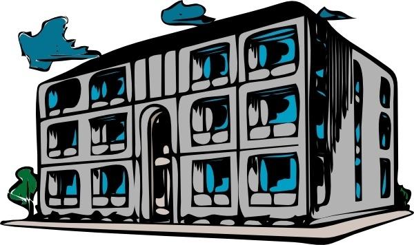 Condominium vector free vector download (3 Free vector) for.