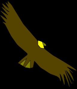 Condor Public Domain Clipart.