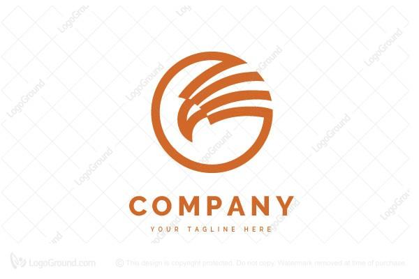 Exclusive Logo 182471, Eagle Condor Logo.