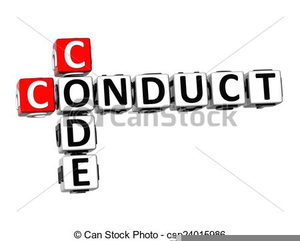 Code Of Conduct Clipart.