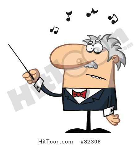Conducting Clipart #1.