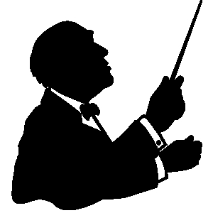 Free symphony orchestra clipart.