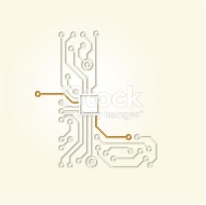Letter L stock vector art 502935783.