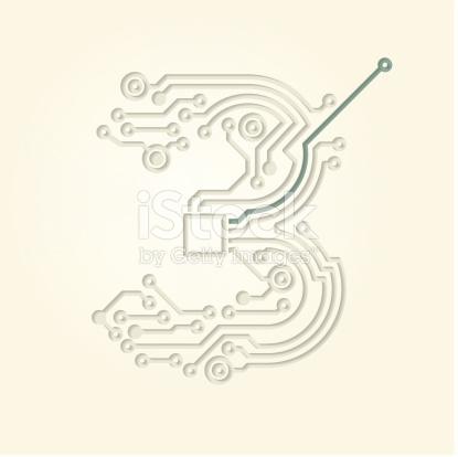Figure 3 stock vector art 504078897.