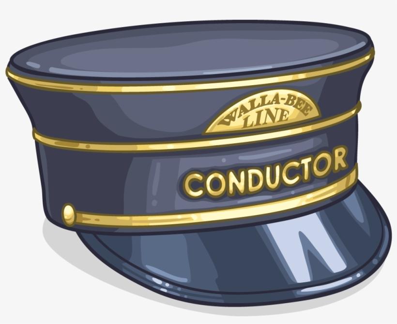 Conductors Hat.