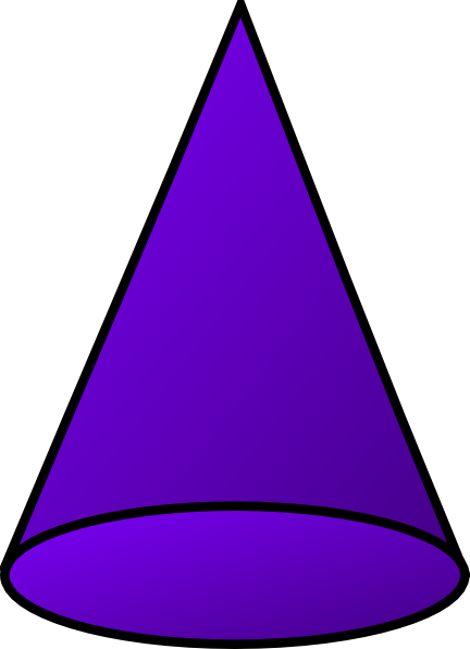 Cone Clipart.