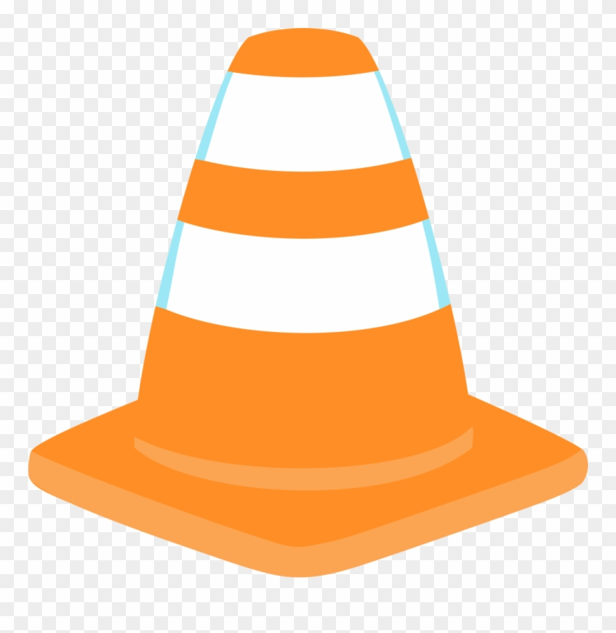 Construction Cone Clipart Png Banner Free.