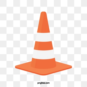 Traffic Cone PNG Images.