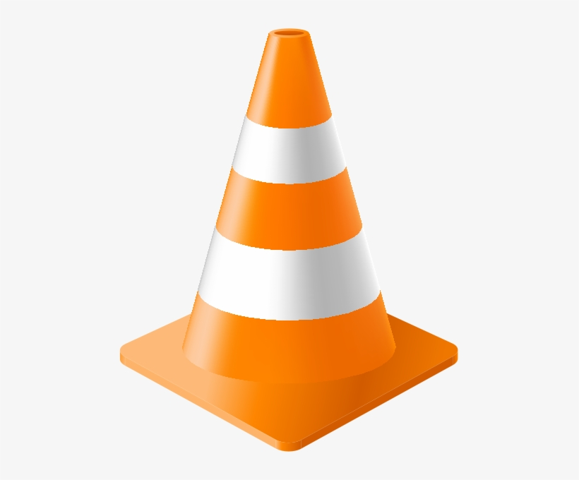 Construction Cone Png.